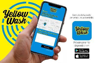 Aplicación móvil para el servicio de lavado de vehículos a domicilio con carácter de intermediario.