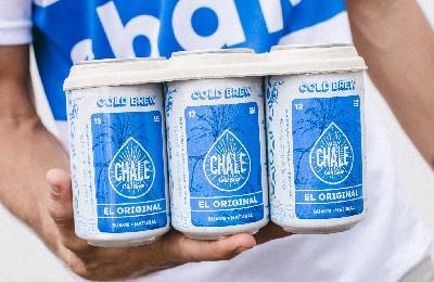 Somos CHALE - una marca nacido en el caribe mexicano en 2017. Diseñamos y elaboramos el café cold brew para la nueva generación. Es un café 'funcional'...