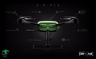 """Nuestro proyecto trata de un dron de uso agrícola llamado """"MADY"""". El cual contiene una serie de sensores ubicados de manera estratégica pera detectar el..."""