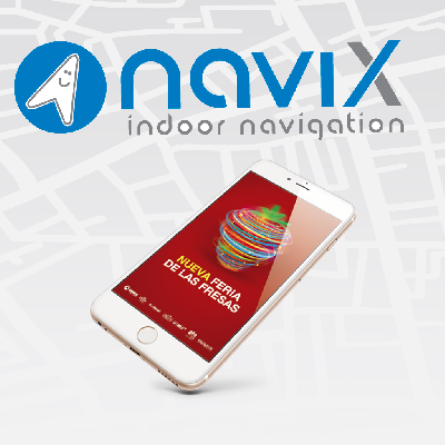 Navix Indoor Navigation Apps - Aplicaciones para eventos y recintos con localización en interiores y proximity marketing