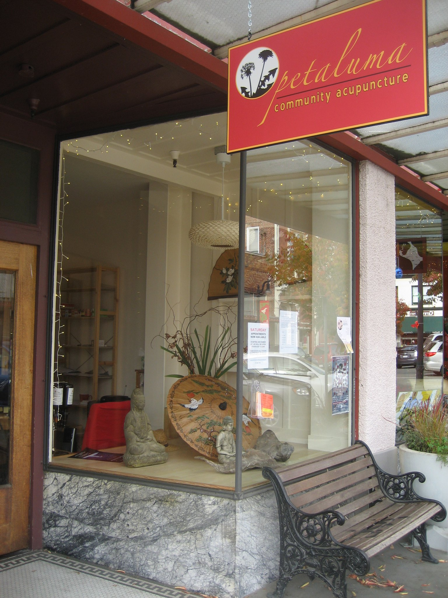 image of Petaluma Community Acupuncture