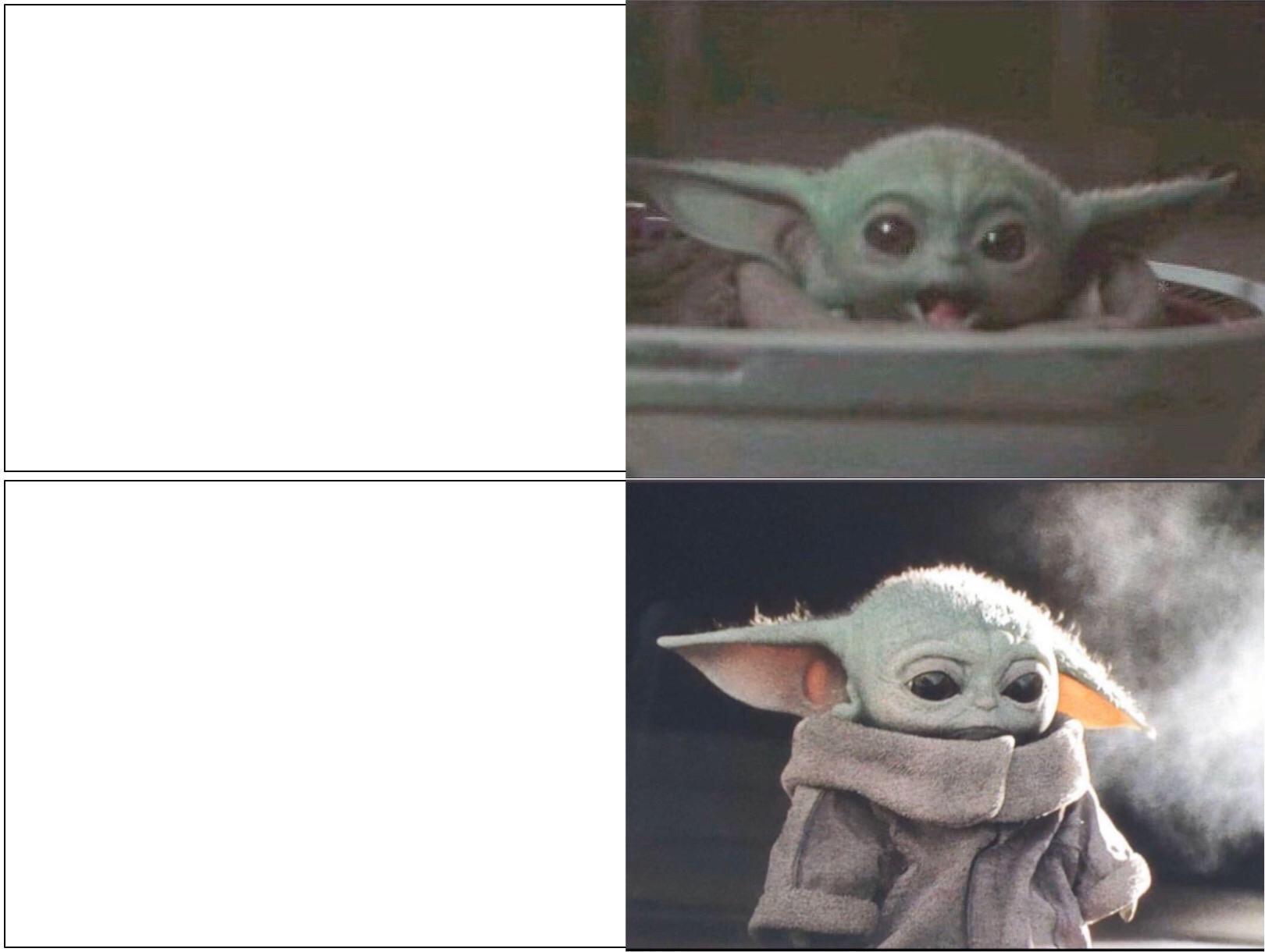 Baby Yoda Soup Meme Maker 10lilian