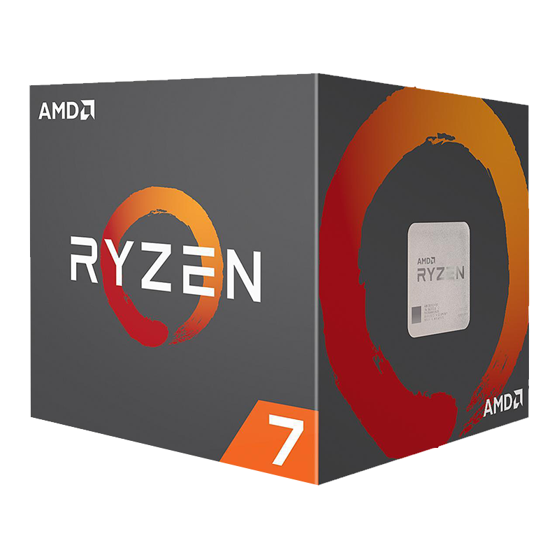 AMD Ryzen 7 2700X 4.3 GHz