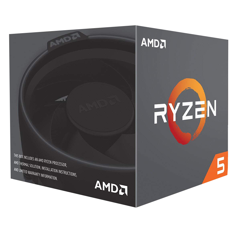 AMD Ryzen 5 2600 3.9 GHz