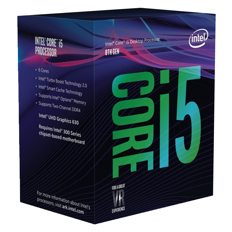 Intel Core i5 8400 2.8 Ghz