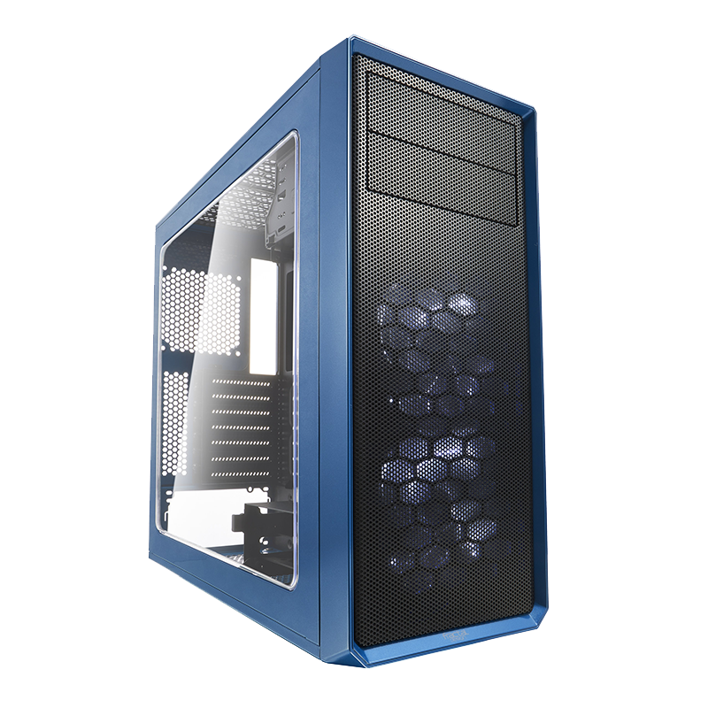 King Magnus / Fractal Design Focus G Azul