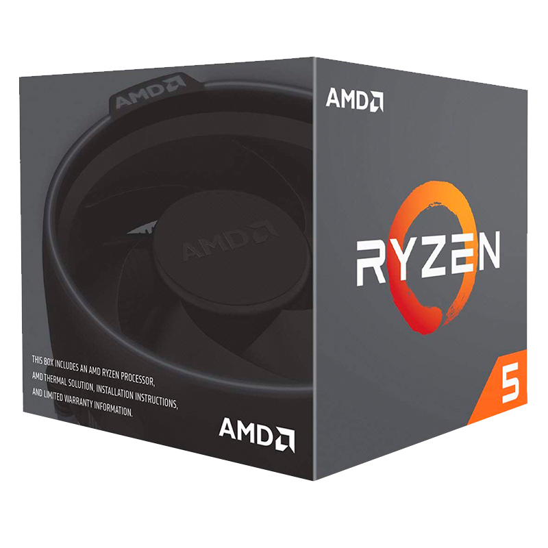 AMD Ryzen 5 2600X 4.2 GHz