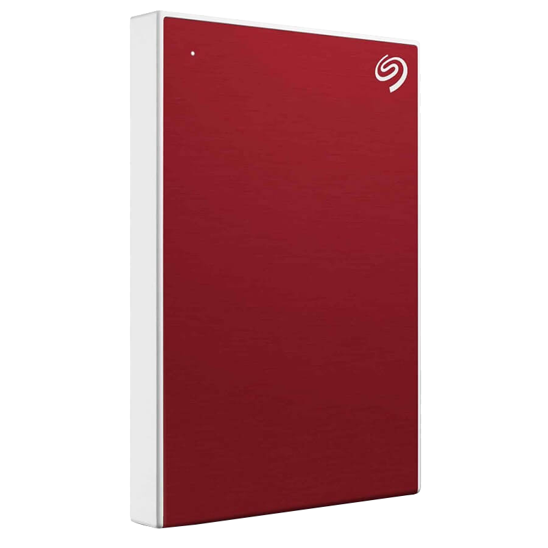Disco Duro Externo Backup Plus Slim Rojo 2TB