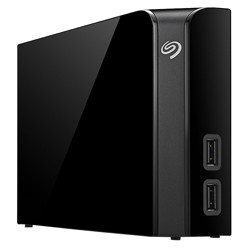 Disco Duro Externo Backup Plus Hub Negro 6TB