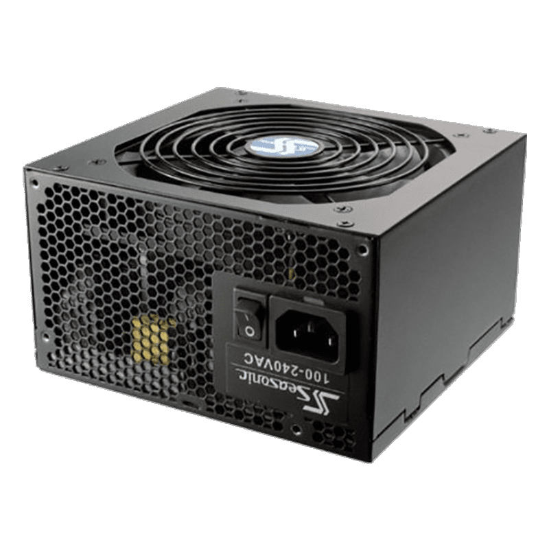 Fuente Seasonic 520W 80+ Bronze