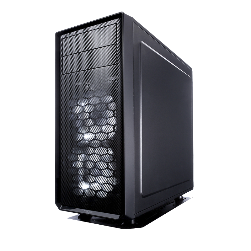 Delios 80i / Fractal Design Focus G Black