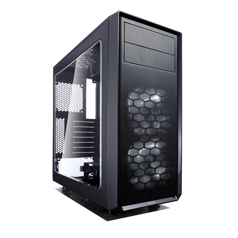 Delios 60i / Fractal Design Focus G Black