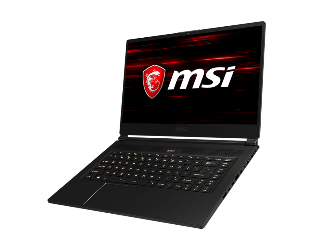 "Laptop MSI GS65 8RF 15.6"", Intel i7, GTX 1070 8GB."