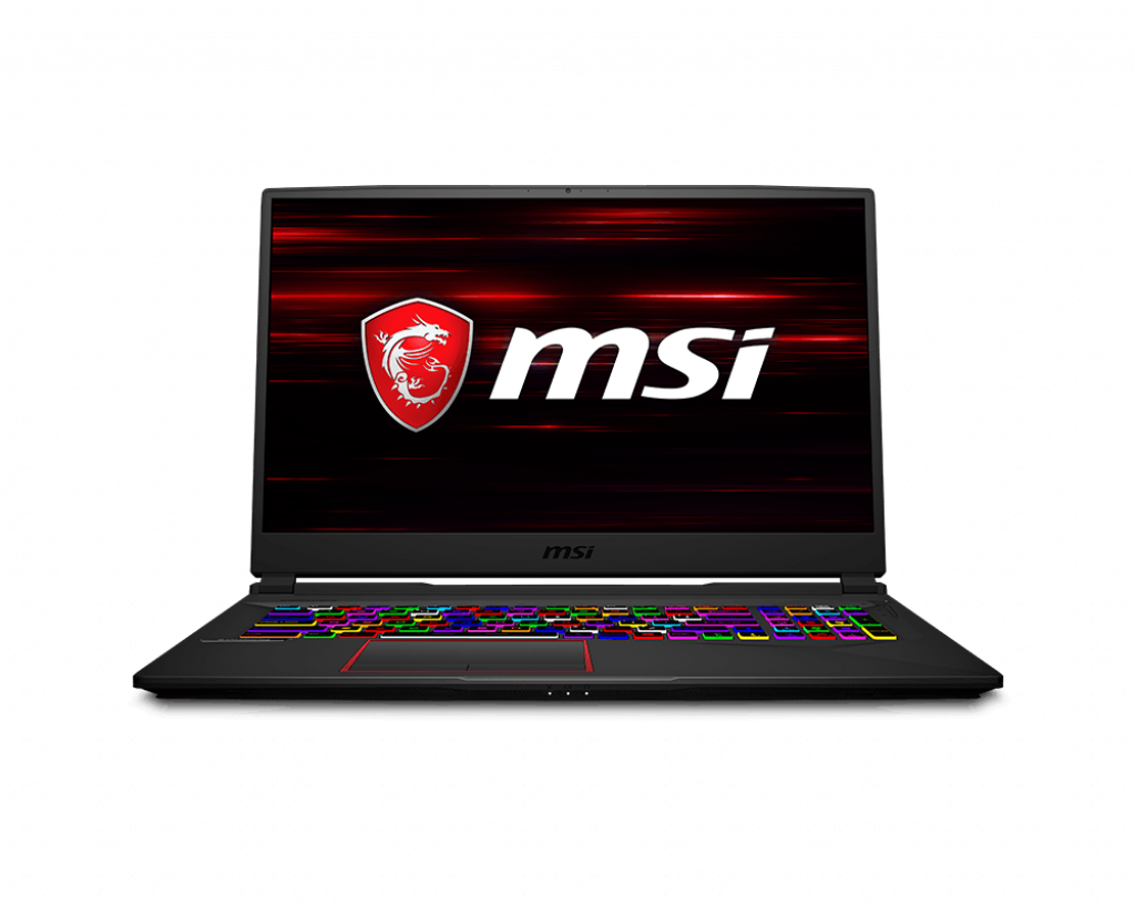 "Laptop MSI GE75 8SF 17.3"", Intel i7, RTX 2070 8GB."