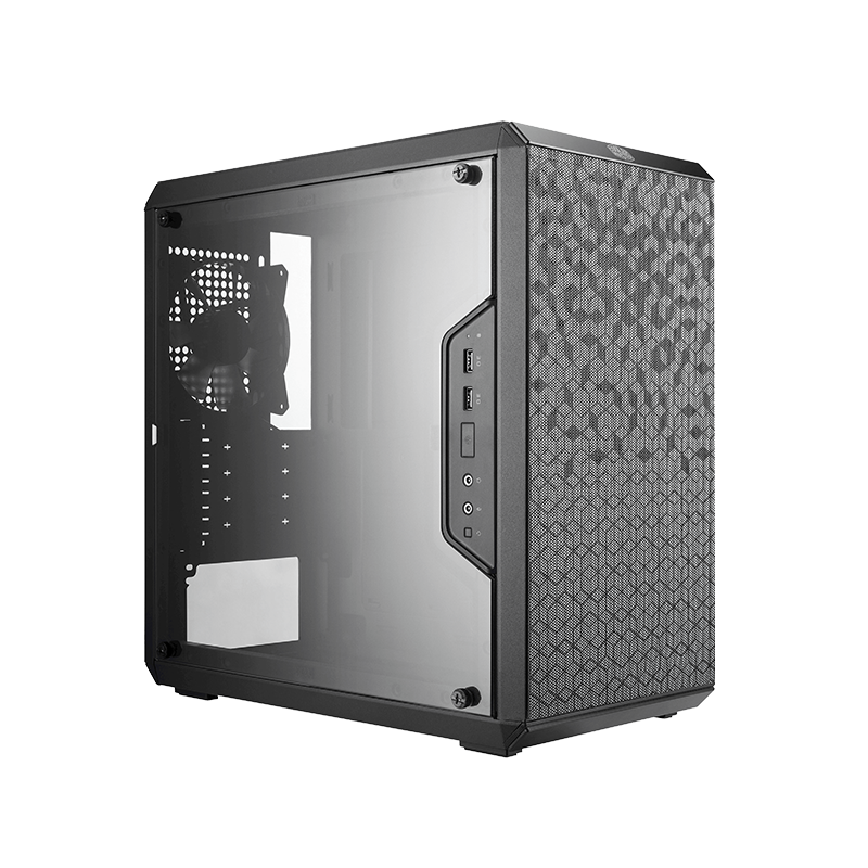 Navel QDRO Zen One / Cooler Master Q300L