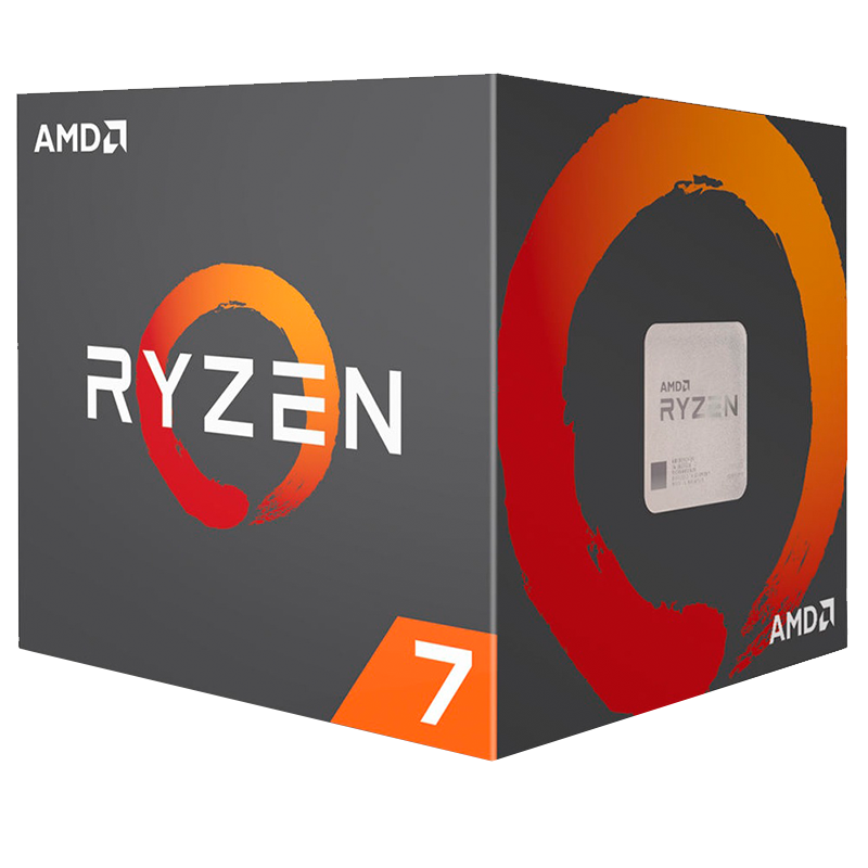 AMD Ryzen 7 2700 4.1 GHz