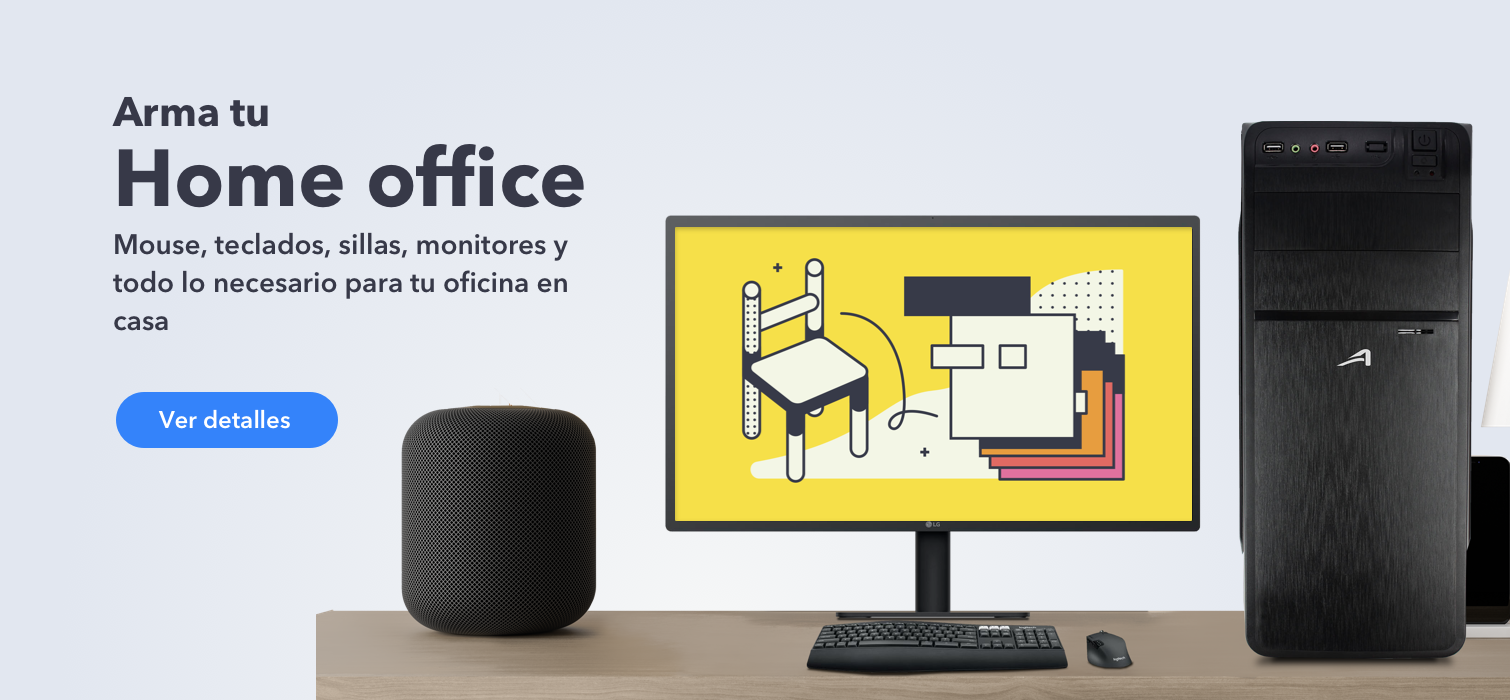 Computadoras para Home Office