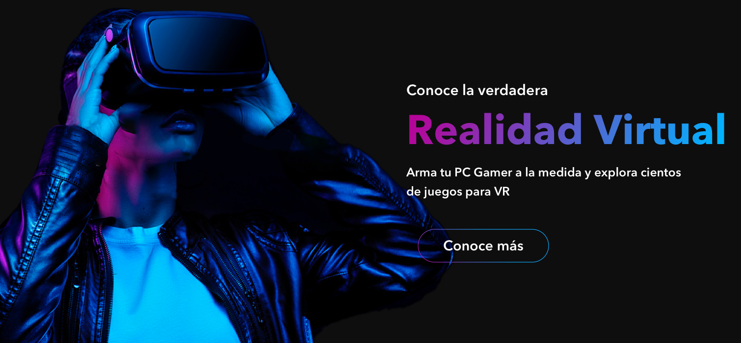 PC para realidad virtual