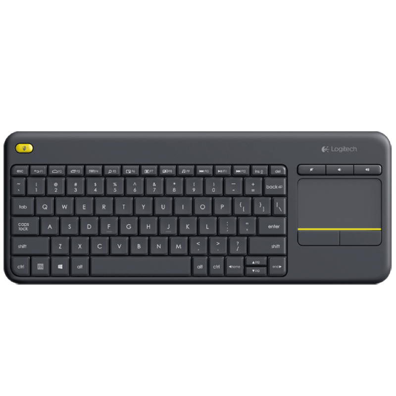 Teclado K400 Plus TV Logitech