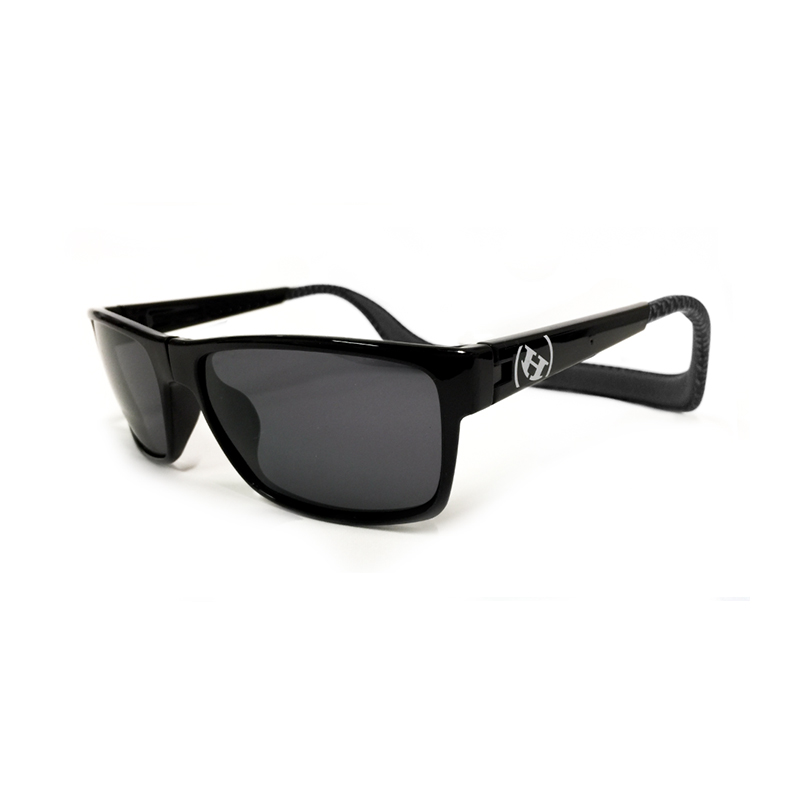 Monix - Black Gloss/Grey Polarized