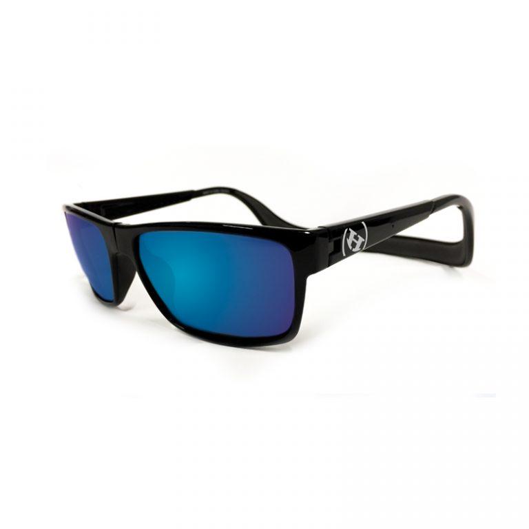 Monix - Black Gloss/Tahoe Blue