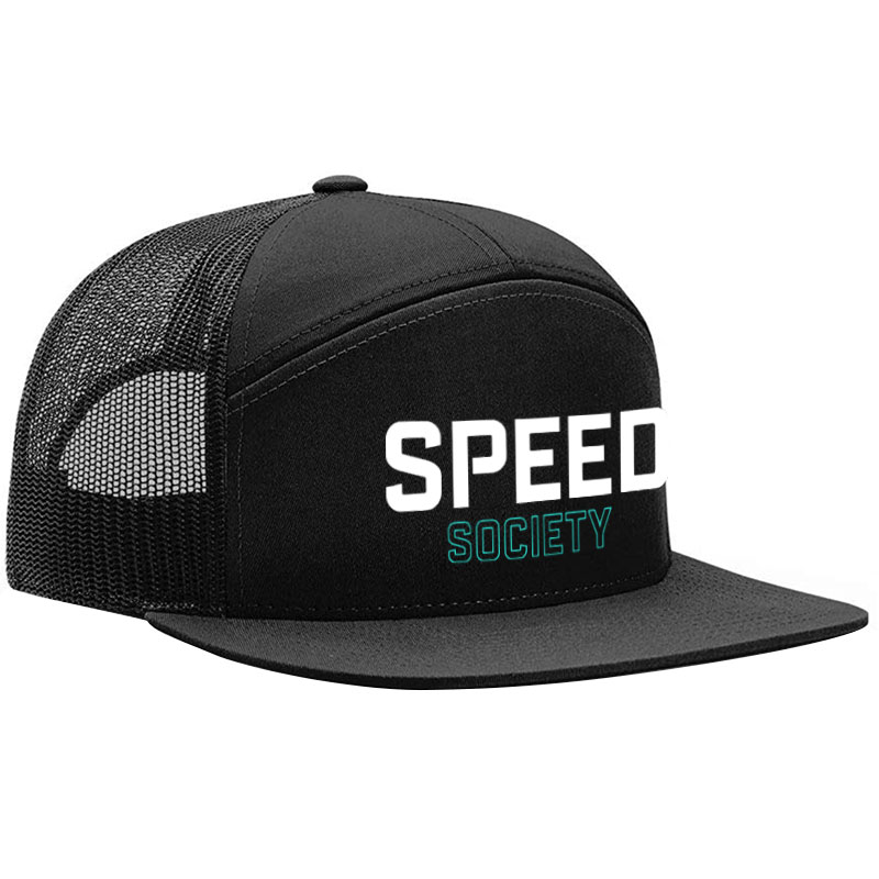 SS-HEX-Block-Hat-Black