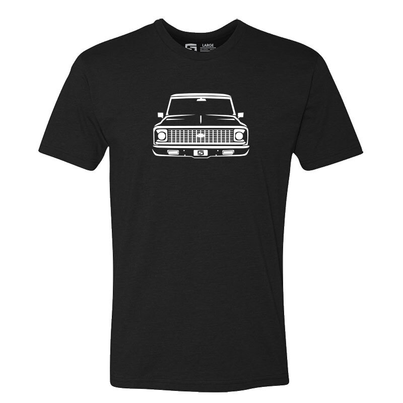 SS-C10-Truck-1971-72-Tee-Front