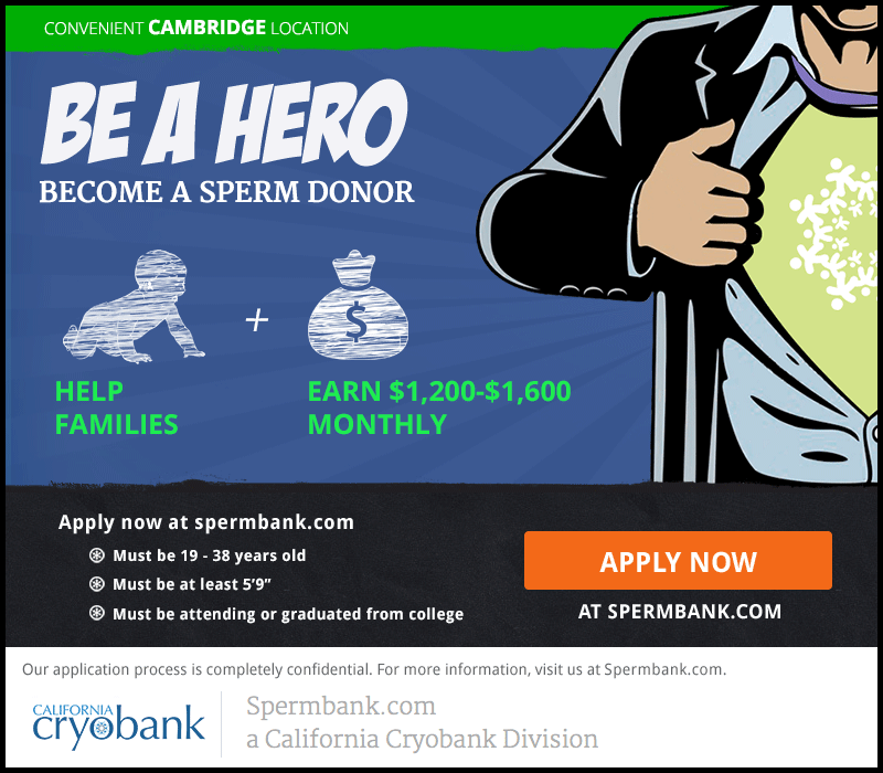 Apply at spermbank.com!