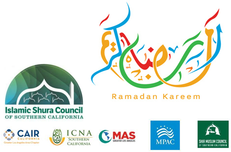 Joint Ramadan greeting by S. Californian Muslim Orgs