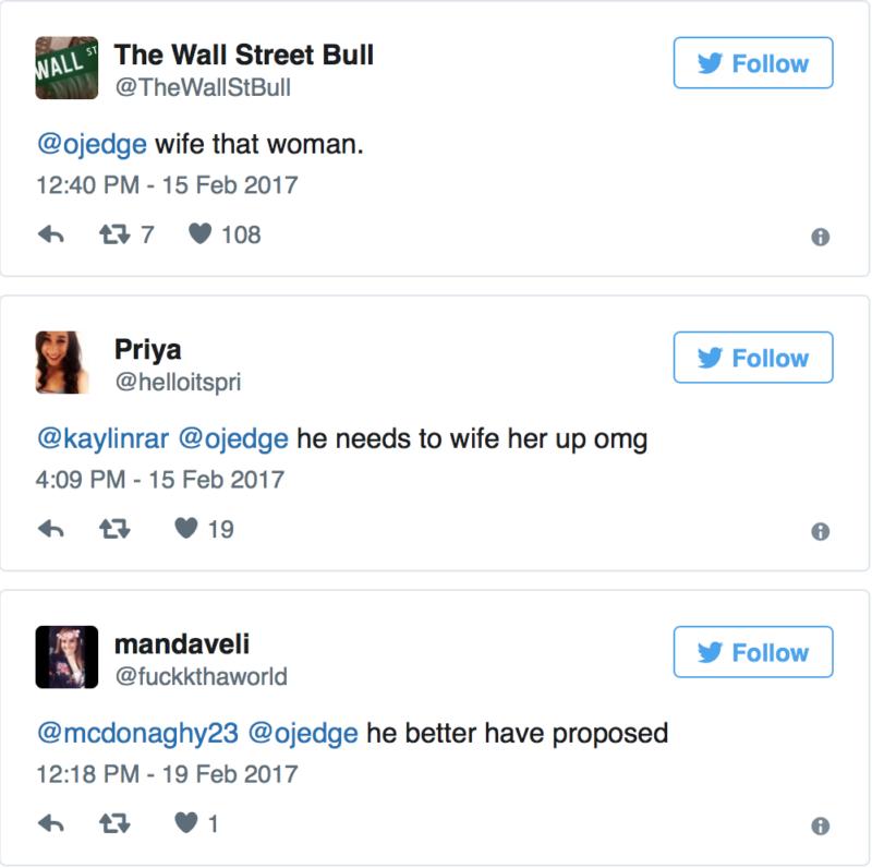 Tupac Twitter Response