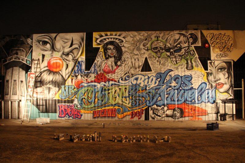 Toon Wall