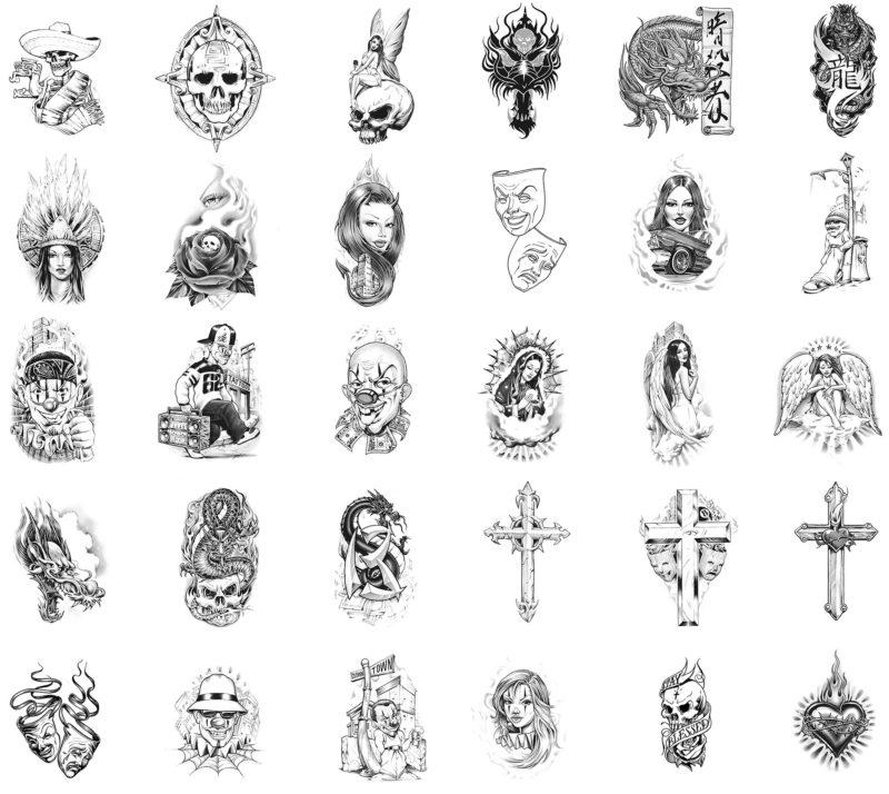 Mister Cartoon Tattoos