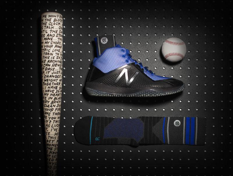 Blue Shoe Bat