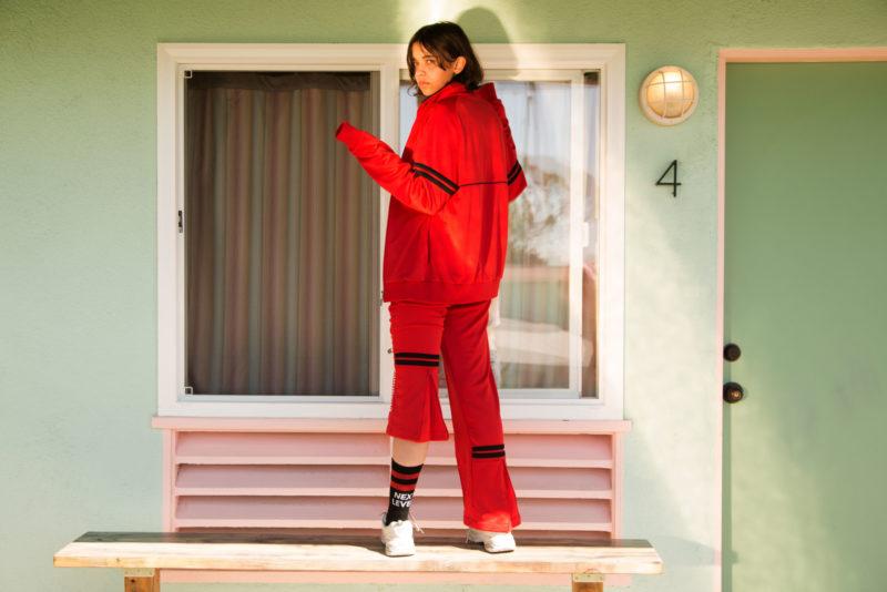 Imogene Barron Red Pants