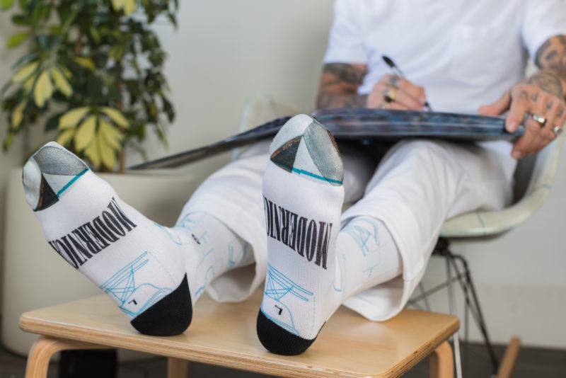 Modernica Socks Underside