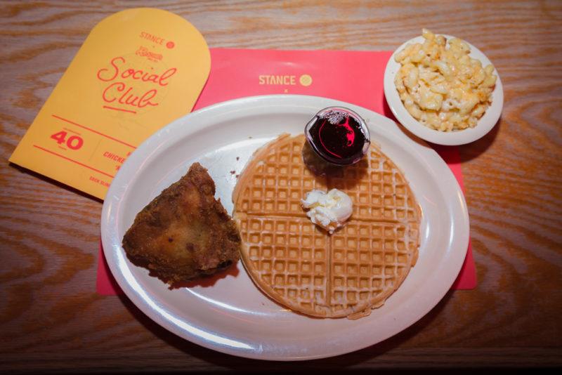 Stance X Roscoe's Chicken & Waffles