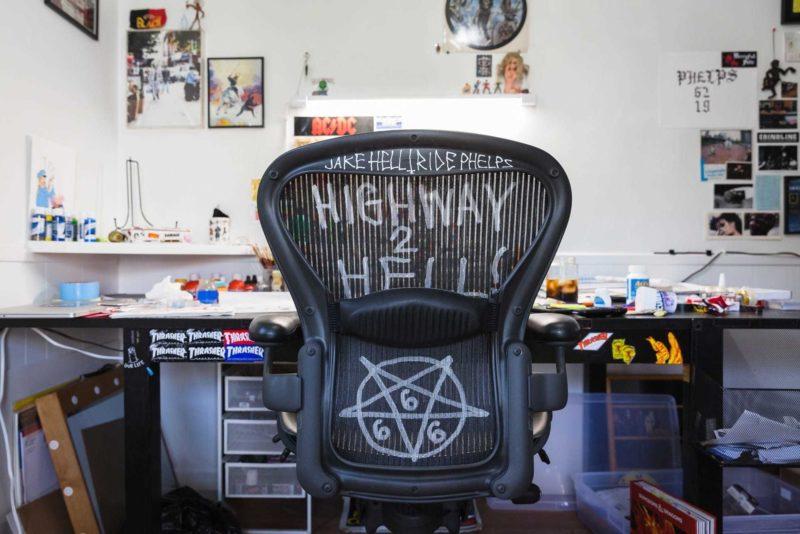 Neckface office