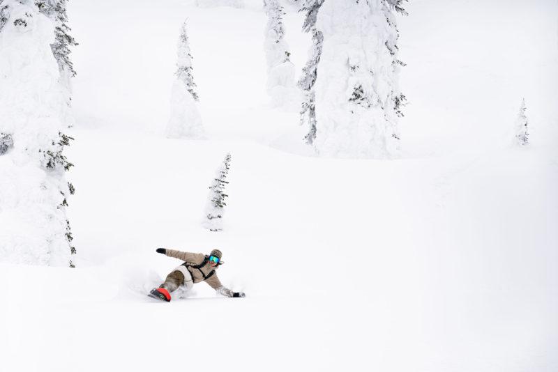 Jill perkins snowboard