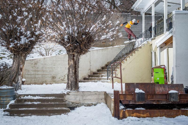 Jill perkins stairs