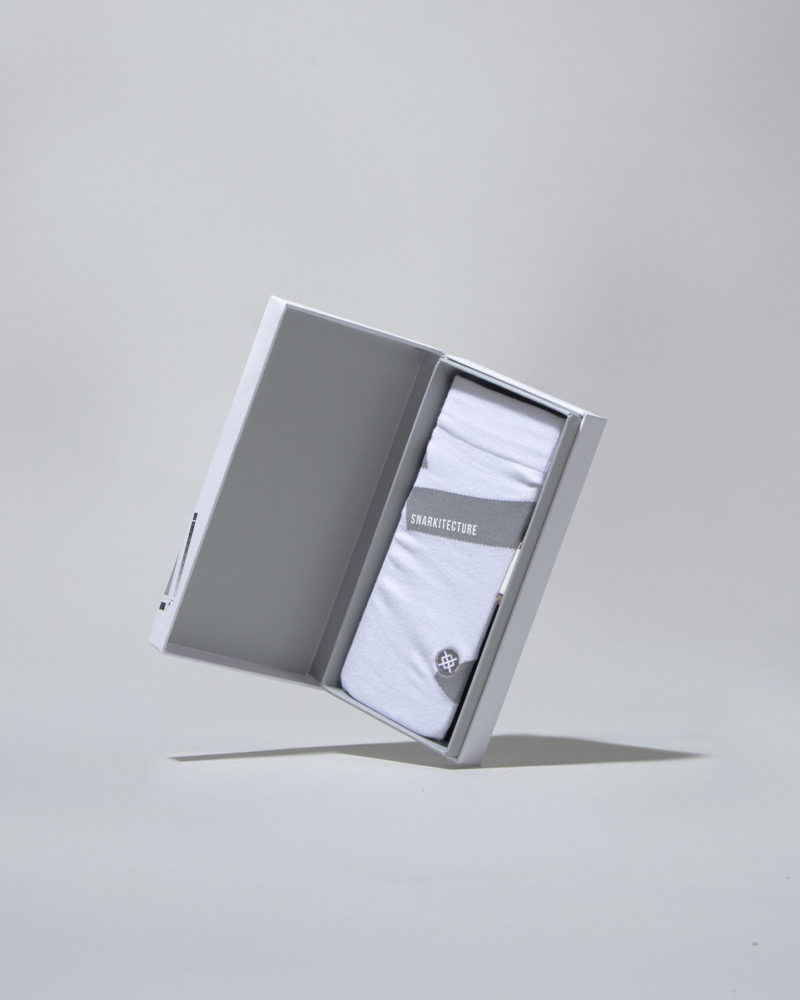 Snarkitecture leaning box