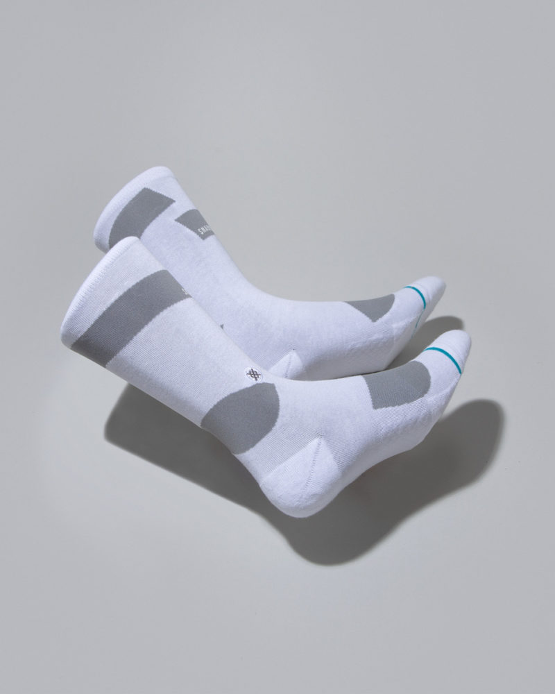 Snarkitecture leaning footforms