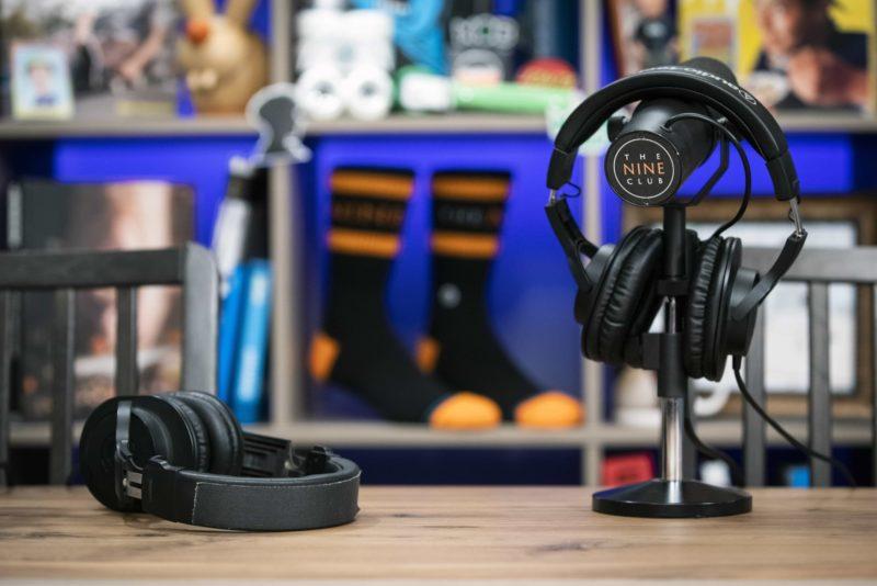 Nine club headphones