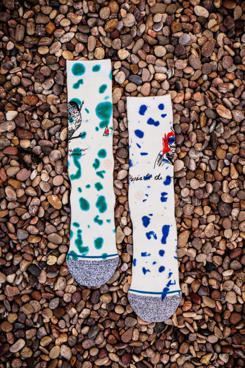 Wes lang socks pebbles vertical