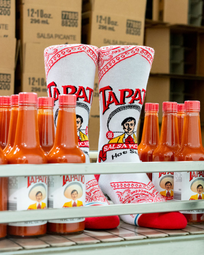 Tapatio crate