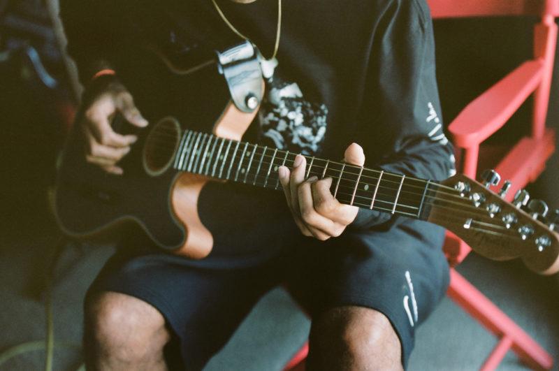 Atiba Guitar