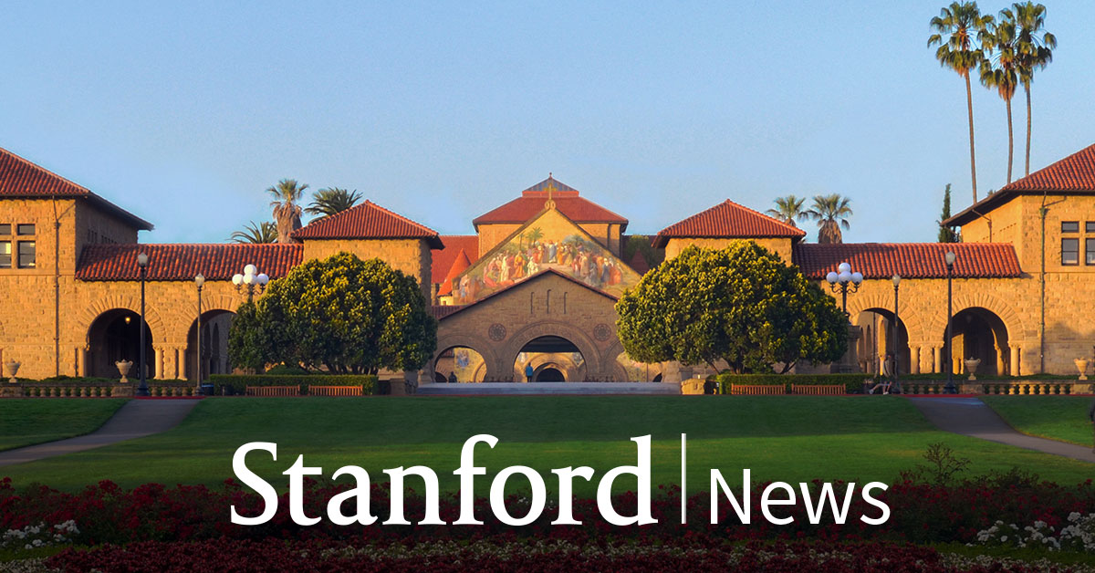 Stanford stressful...?
