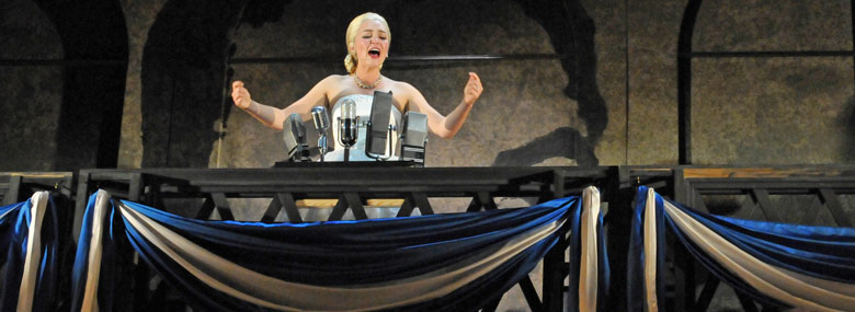 Evita production