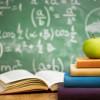 textbooks and math symbols