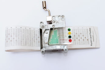 A medical lab in a music box