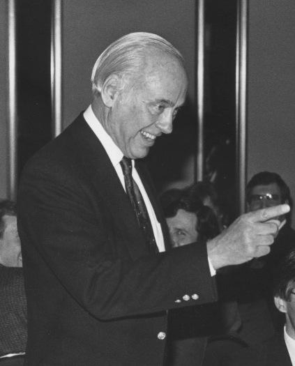 1987 photo of Theodore W. Anderson